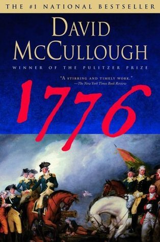 Cover of 1776 by David McCullough