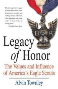 Legacy of Honor cover